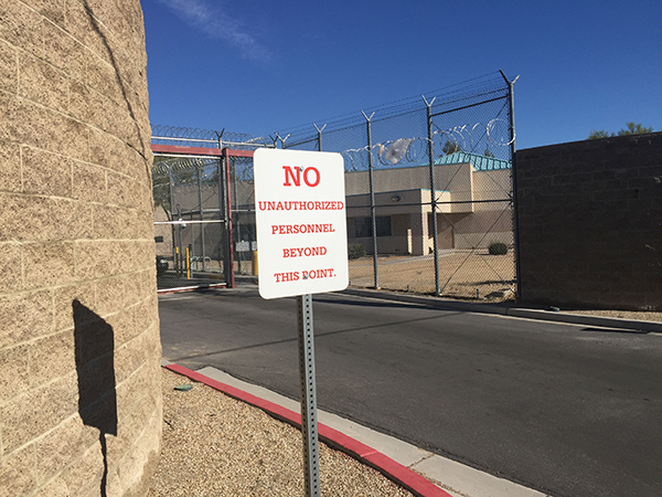 Inmate Search Las Vegas Detention Center